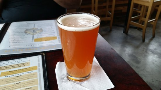 Warren, MI: Scurvy Dan Blood Orange IPA! Delicious!