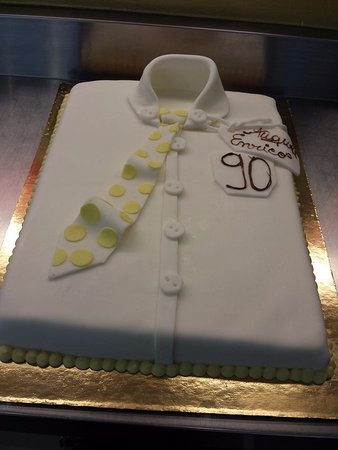 San Mauro Pascoli, อิตาลี: torta di compleanno
