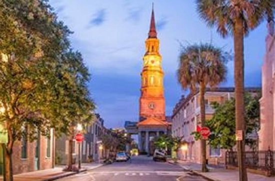 Une courte histoire de Charleston...
