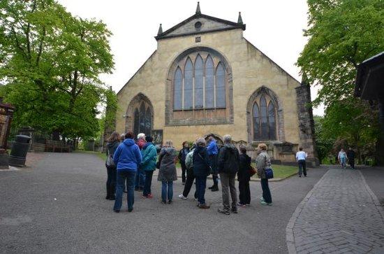 Greyfriars Kirkyard Tour in Edinburgh