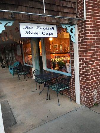 The English Rose Cafe Havana Fl
