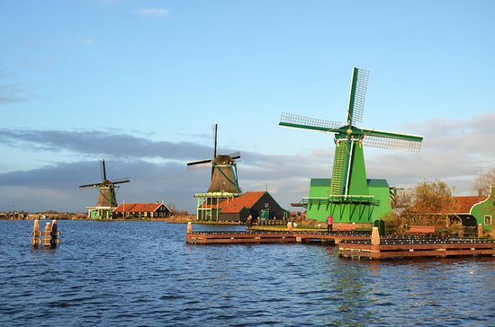 Zaanse Schans Half-Day Trip from...