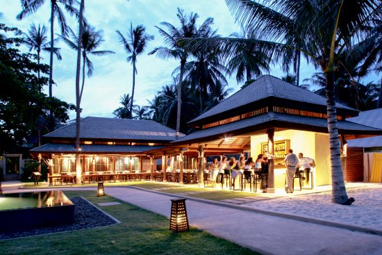 Buri Rasa Village Samui : The Beach Club Restaurant