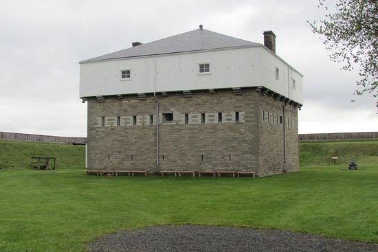 Prescott, Canada: Block House