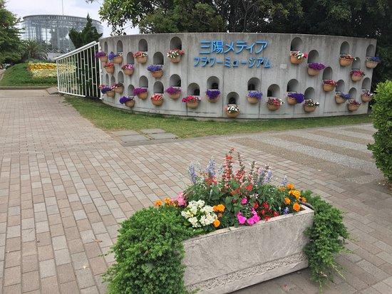Sanyo Media Flower Museum