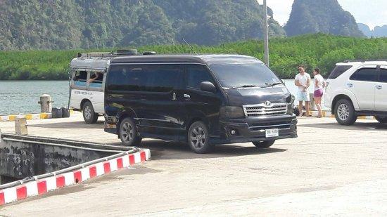 Taxi Transfer Krabi