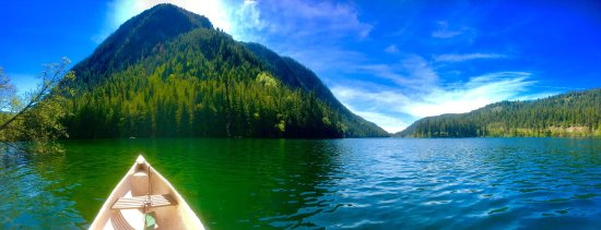 Lumby, Canadá: Echo Lake Resort