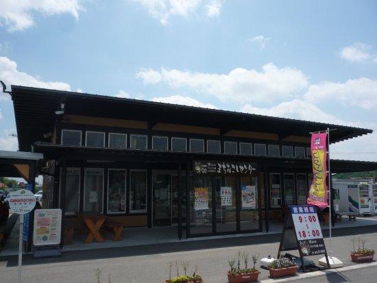 Michi-no-Eki Sashiba no Sato Ichikai