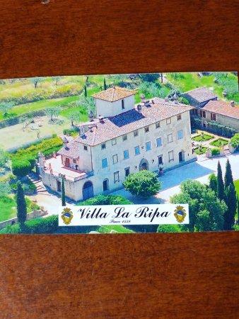Arezzo, Italien: Villa La Ripa