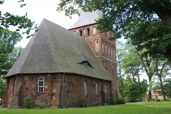 XIV Century Church