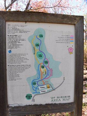 Hodatsushimizu-cho, Japão: 志乎桜の里古墳公園