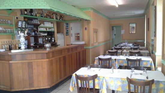 Hagetmau, Франция: brasserie