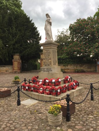 War Memorial Boroughbridge