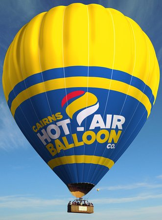 Hot Air Ballooning | Things To Do Cairns | Rydges ...