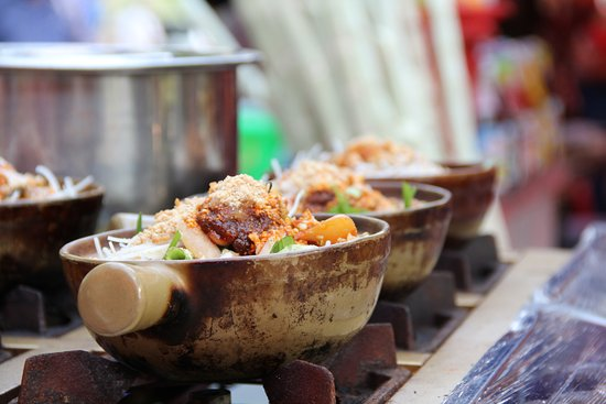 Rangoon Food Culture Tours