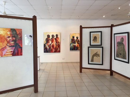 Diani Beach Art Gallery
