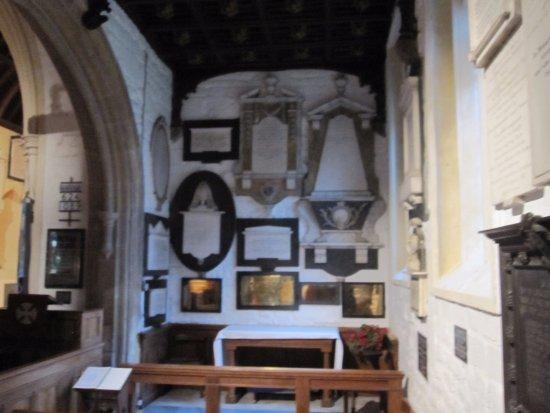 Bathampton, UK: Chapel Memorial to Governor Phillip.