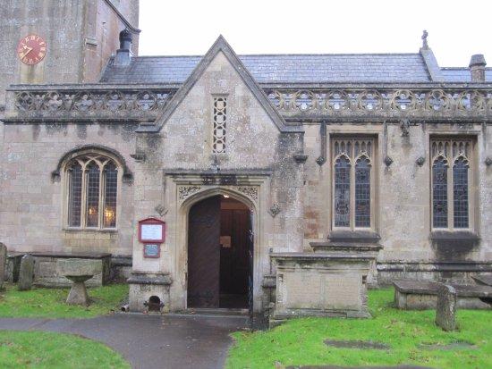 Bathampton, UK: St Nicholas