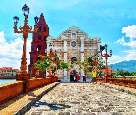 las casas filipinas de acuzar sanctuario de san jose a perfect venue for wedding