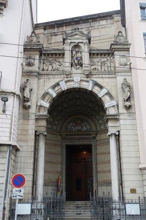 Eglise Notre Dame Saint-Vincent