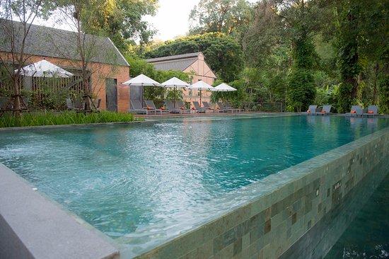 Pool - Picture of Flora Creek , Chiang Mai - Tripadvisor