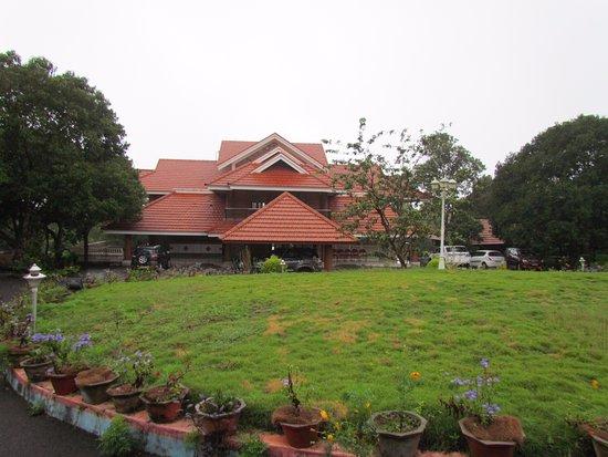 Kuttikkanam, Индия: The Hotel..