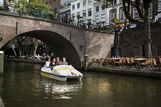 Pedal Boats Utrecht