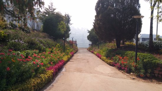 Ooty - Elk Hill, A Sterling Holidays Resort: Entry to the Resort