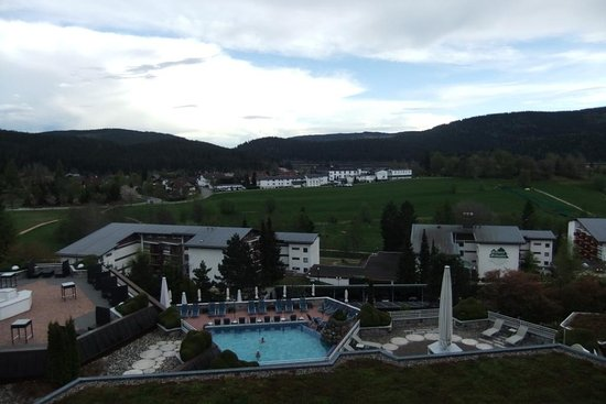 Vier Jahreszeiten am Schluchsee : There is also an indoor pool and many health facilities