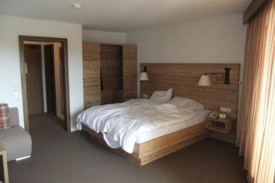 Vier Jahreszeiten am Schluchsee : Large comfortable suite