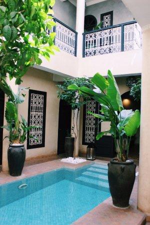 Riad O: Swimming Pool