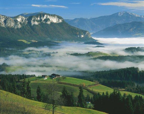 Австрия: Кицбюэль, Тироль