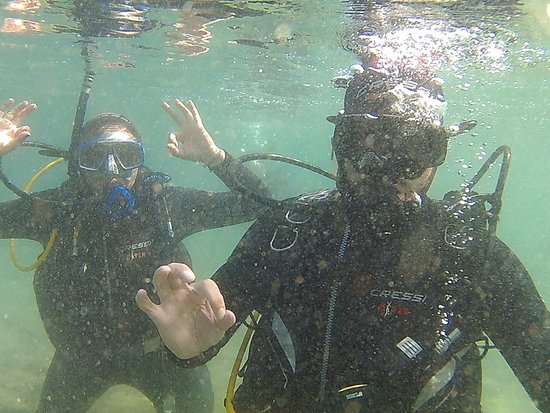 Lagonisi, Greece: My boyfriend and I!
