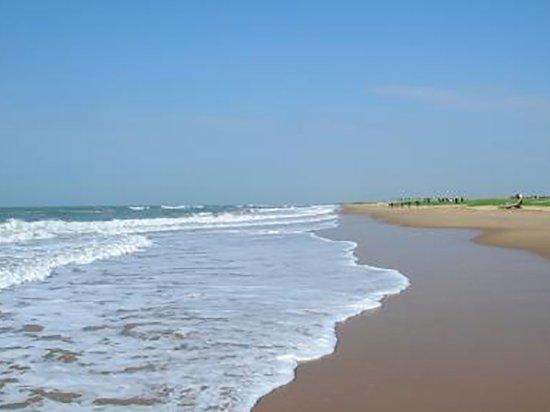 Andhra Pradesh, India: Kothapatnam Beach