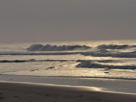 Andhra Pradesh, India: Ramapuram Beach