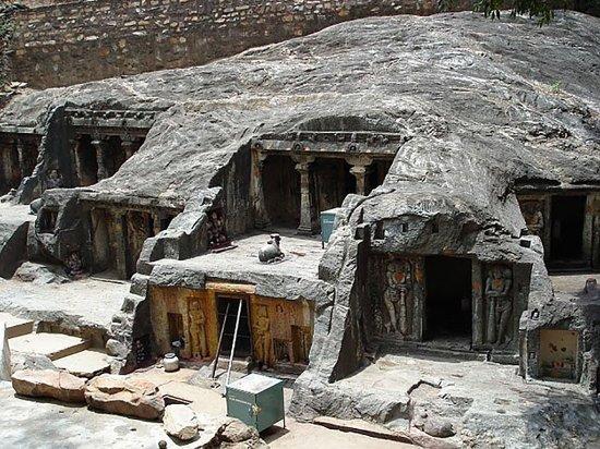 Andhra Pradesh, India: Bhairavakonda