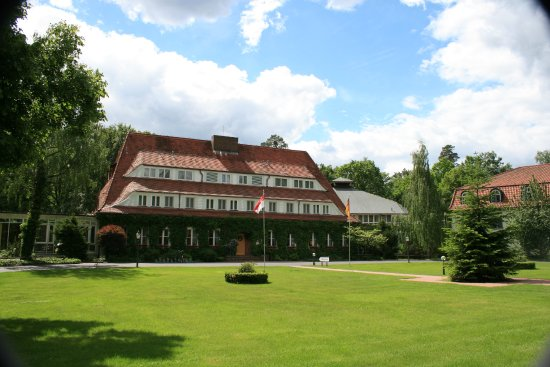 Hotel Döllnsee-Schorfheide: Das Haupthaus
