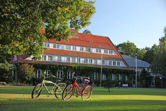 Hotel Döllnsee-Schorfheide: Radtouren in der Schorfheide