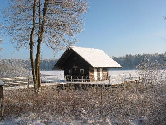 Hotel Döllnsee-Schorfheide: Badehaus mit Sauna