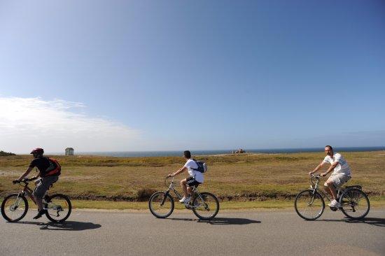 VVF Villages Belle-Ile-en-Mer: Activité - location de vélos
