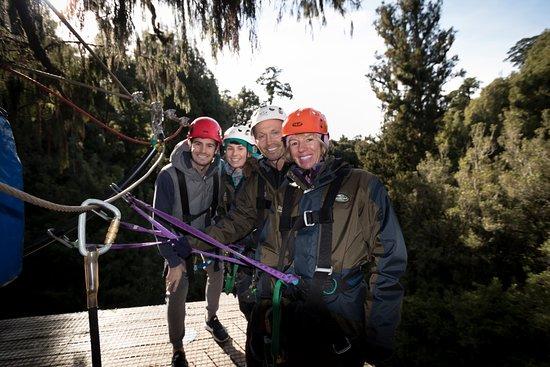 Rotorua Canopy Tours: Kennedy Adventure Queens Birthday Weekend