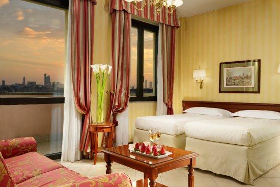 Atahotel linea uno residence mil n olaszorsz g for Ata hotel milano