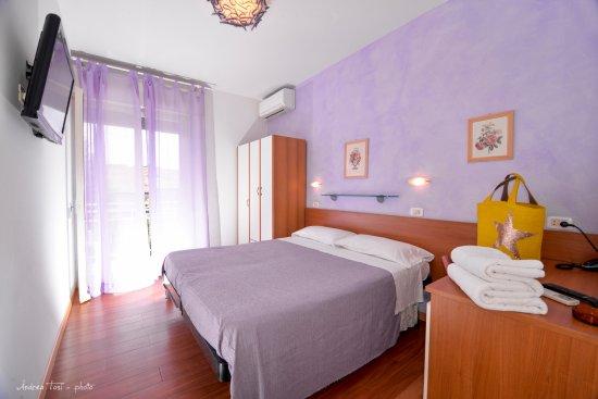 Hotel Albicocco: esempio di camera Superior