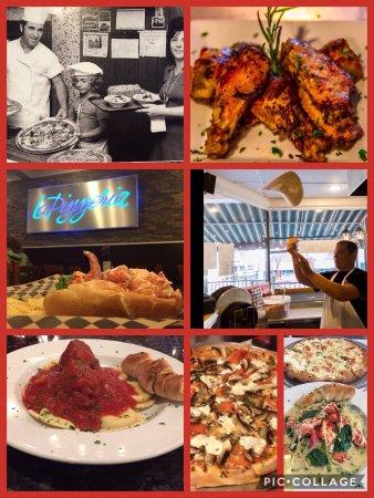 La Pizzeria Ogunquit Menu Prices Restaurant Reviews