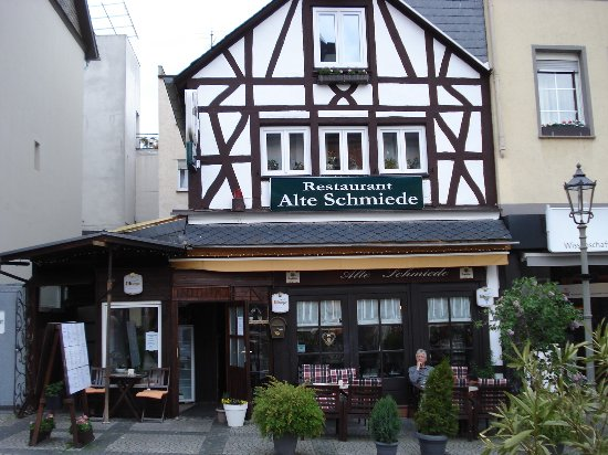 Alte Schmiede: Worth a try.