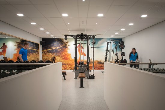 Vlodrop, Pays-Bas : Fitness ruimte
