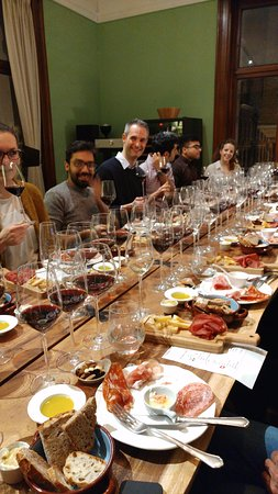 Off The Vine with Marco Lori: Italian Wine Tasting Evening with Marco Lori