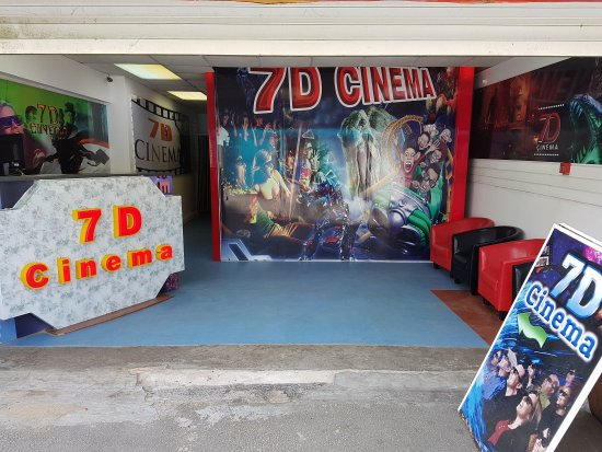 7D Cinema Porthcawl