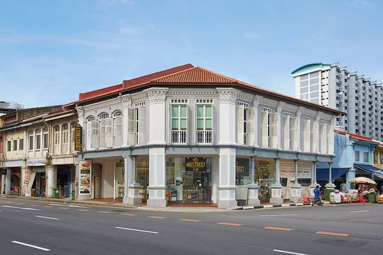 We are located at 104/106 Jalan Besar Singapore 208828 - Picture ...