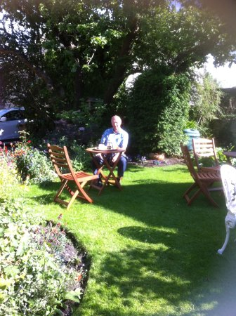 Bramwood Guest House: In the garden of Bramwood